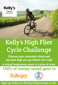 Kelly's High Flier CChallenge