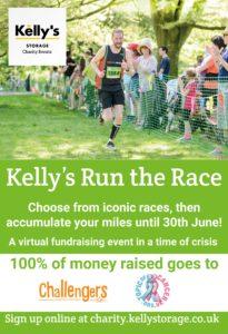 Kelly's Run The Race