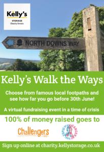 Kelly's Walk the Ways