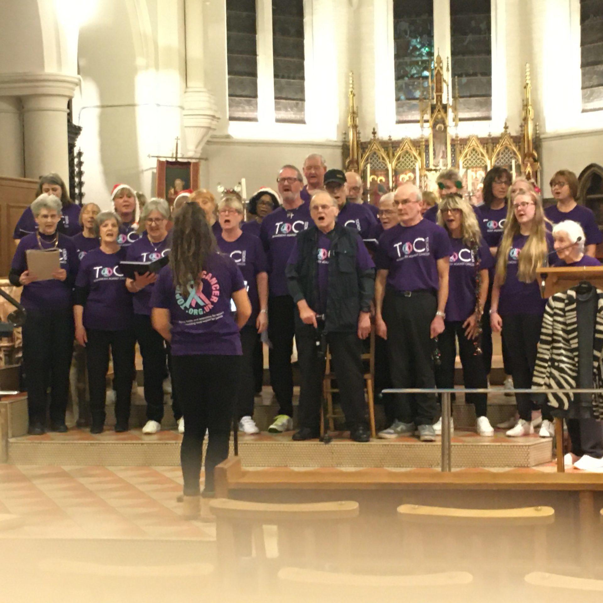 191214 ToC Voices concert